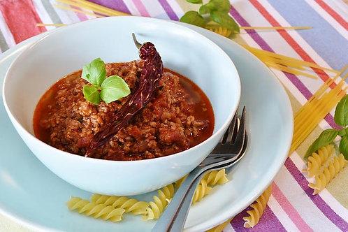 Spicy Turkey Mince (Moderate Spice)