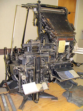 Linotype 48, Tell Design and Print