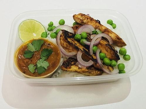 Chicken Tikka (Mild Spice)