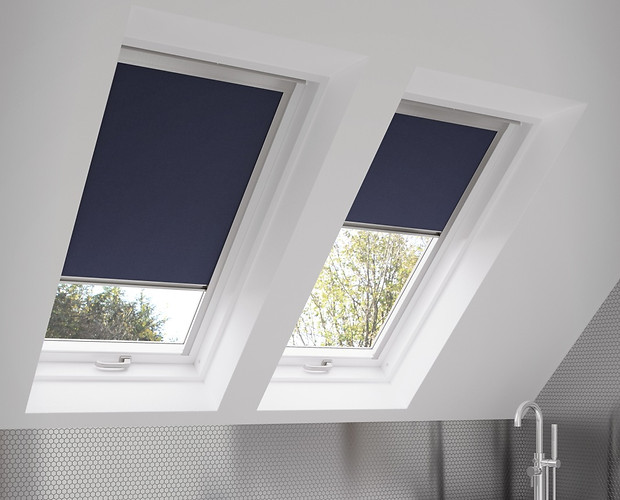Jigsaw Blinds Velux Blinds
