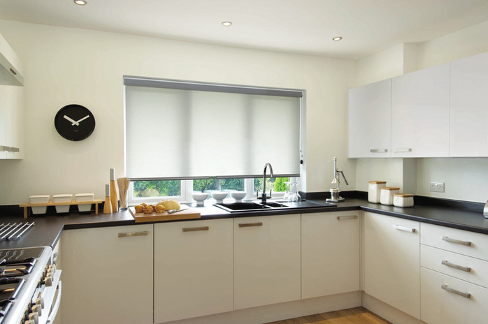 Jigsaw Blind Kitchen Roller Blind