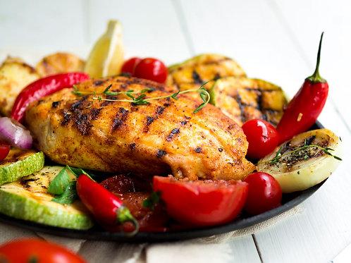 Lemon & Herb Garlic Chicken