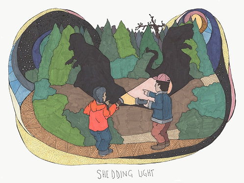 "4"" x 3"" Sticker 