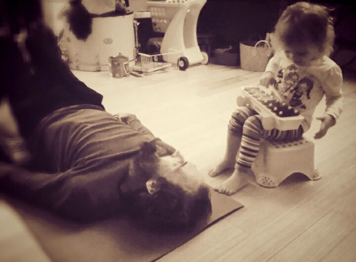 Family Yoga with Kate