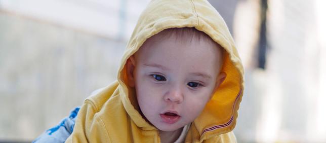 מהו הכלל הראשון בצילום ילדים?