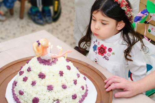 צילום אירועים של פעם בחיים - יום הולדת בגן