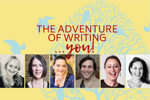 The Adventure of Writing... You