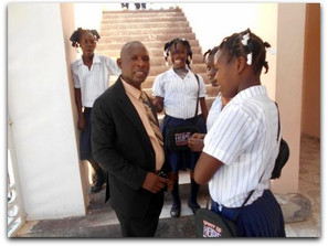 Haiti Work and American Travel