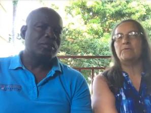 Haiti Lockdown Begins