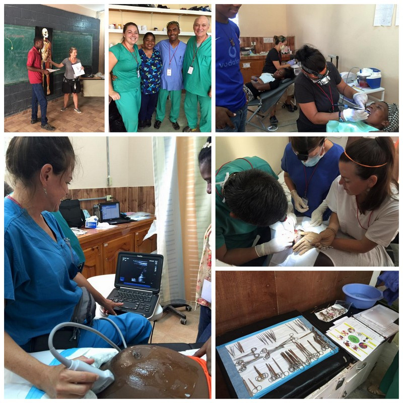 Medical teaching and practice