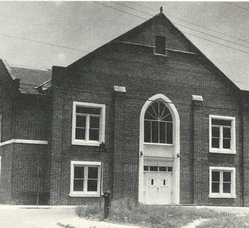 Old Mount Carmel Church and  Civil Rights