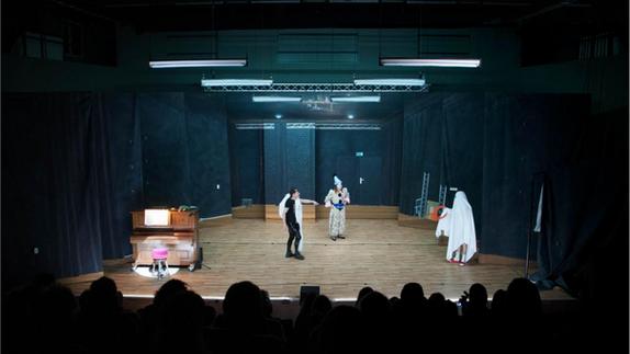 De onzichtbare man | Theater Artemis