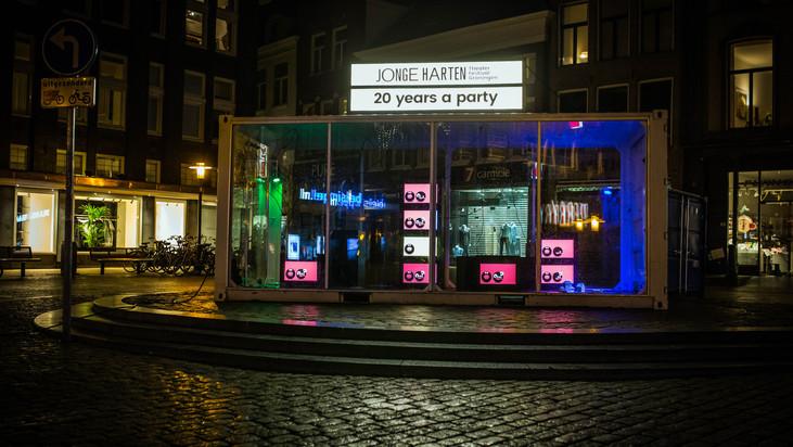 20 years a party | Jonge Harten