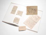 Documents du Fonds Félix Vibert. Genève, Institut Ferdinand Hodler.