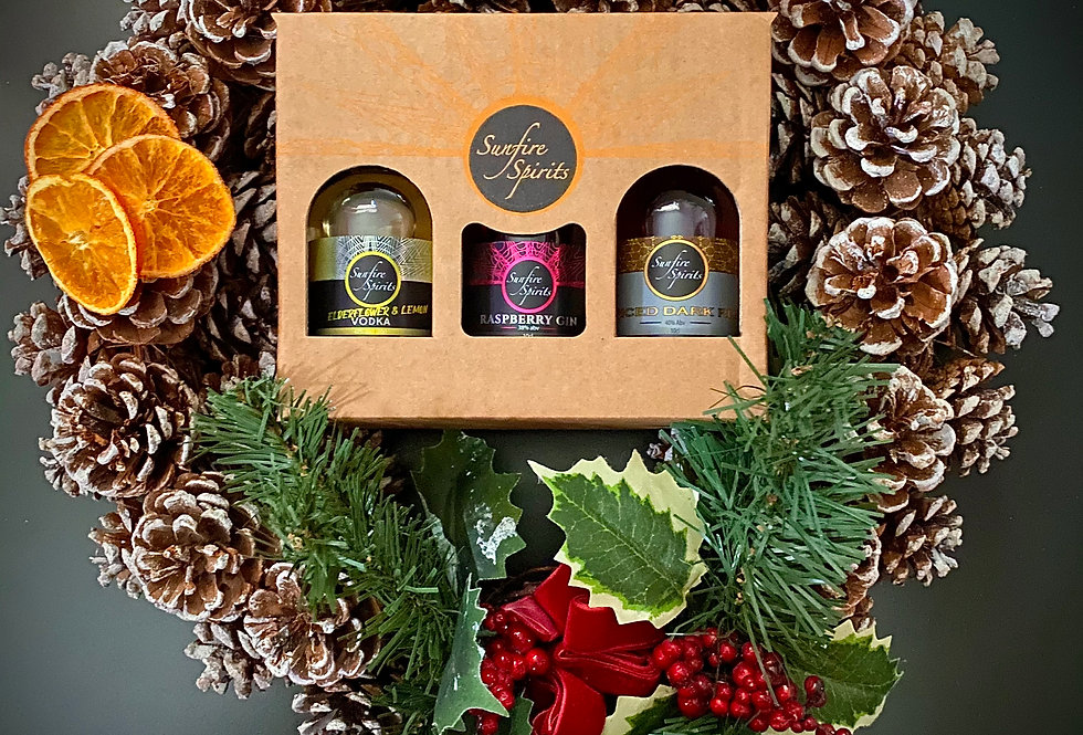 Sunfire Spirits Gift Box