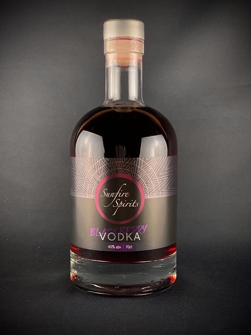 Blackberry Vodka 70cl