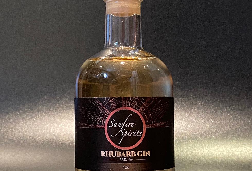 Rhubarb Gin 10cl