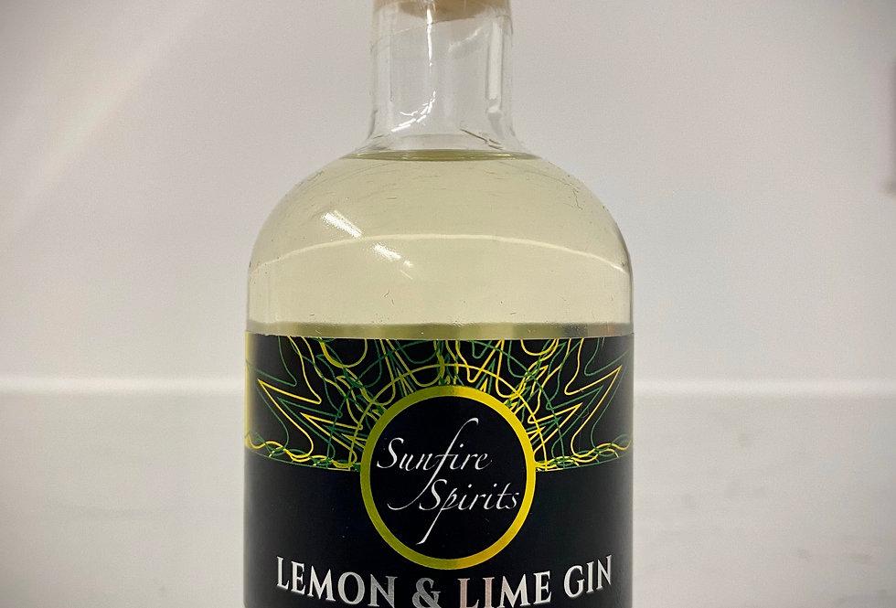 Lemon & Lime Gin 10cl