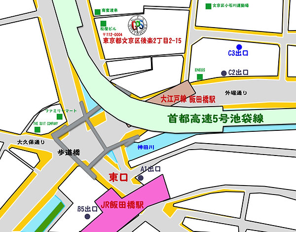 GPSプロモーション,会社,地図,