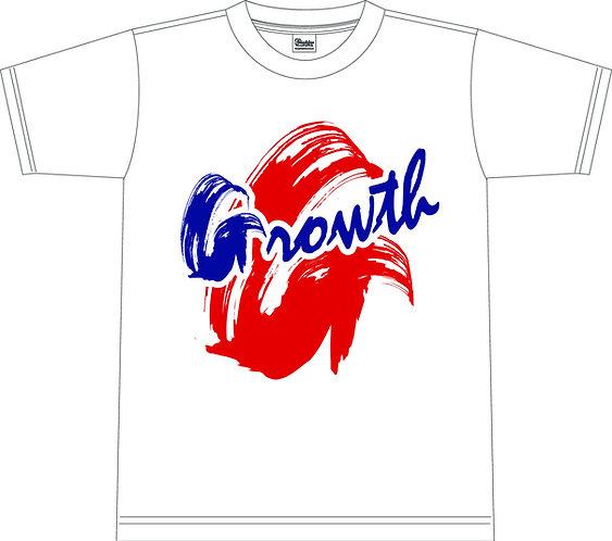 GrowthオリジナルTシャツ/ホワイト