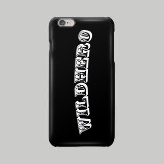 WILDHERO。iPhoneケース黒