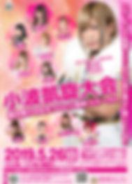 小波,STARDOM,スターダム,プロレス,広島,福山,プロレス,女子,凱旋,