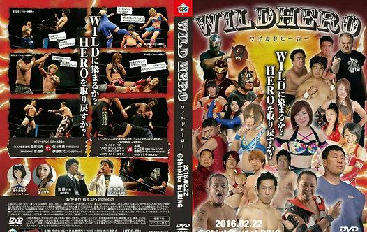 WILD HERO/DVD