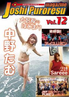 女子プロレスマガジン Vol.12