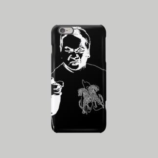 ヤミキiPhoneケース黒
