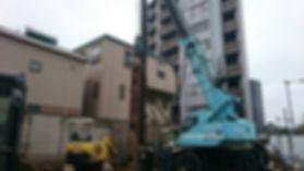 コンクリートパイル