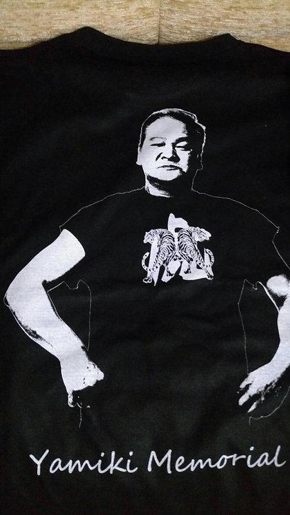 ヤミキメモリアルTシャツ