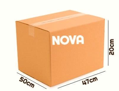 Caixa de Papelão Media C47 X A20 X L50