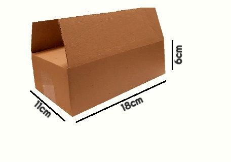 Caixa de Papelão correio/ecommerce    C18 X L11 X A6