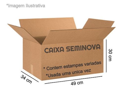 Caixa de Papelão Media