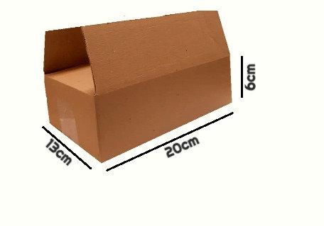 Caixa de Papelão correio/ecommerce   C20 x L13 x A6