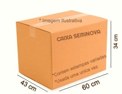 Caixa de Papelão Grande