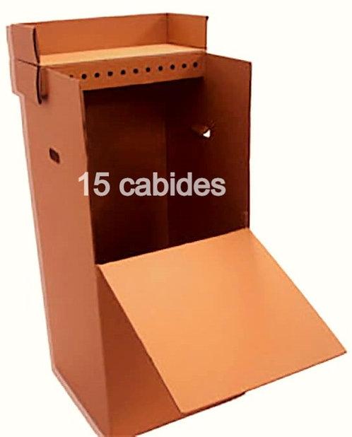 Caixa Cabideiro para 15 cabides