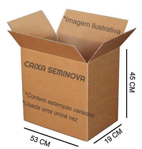 Caixa de Papelão Media Alta Estreita