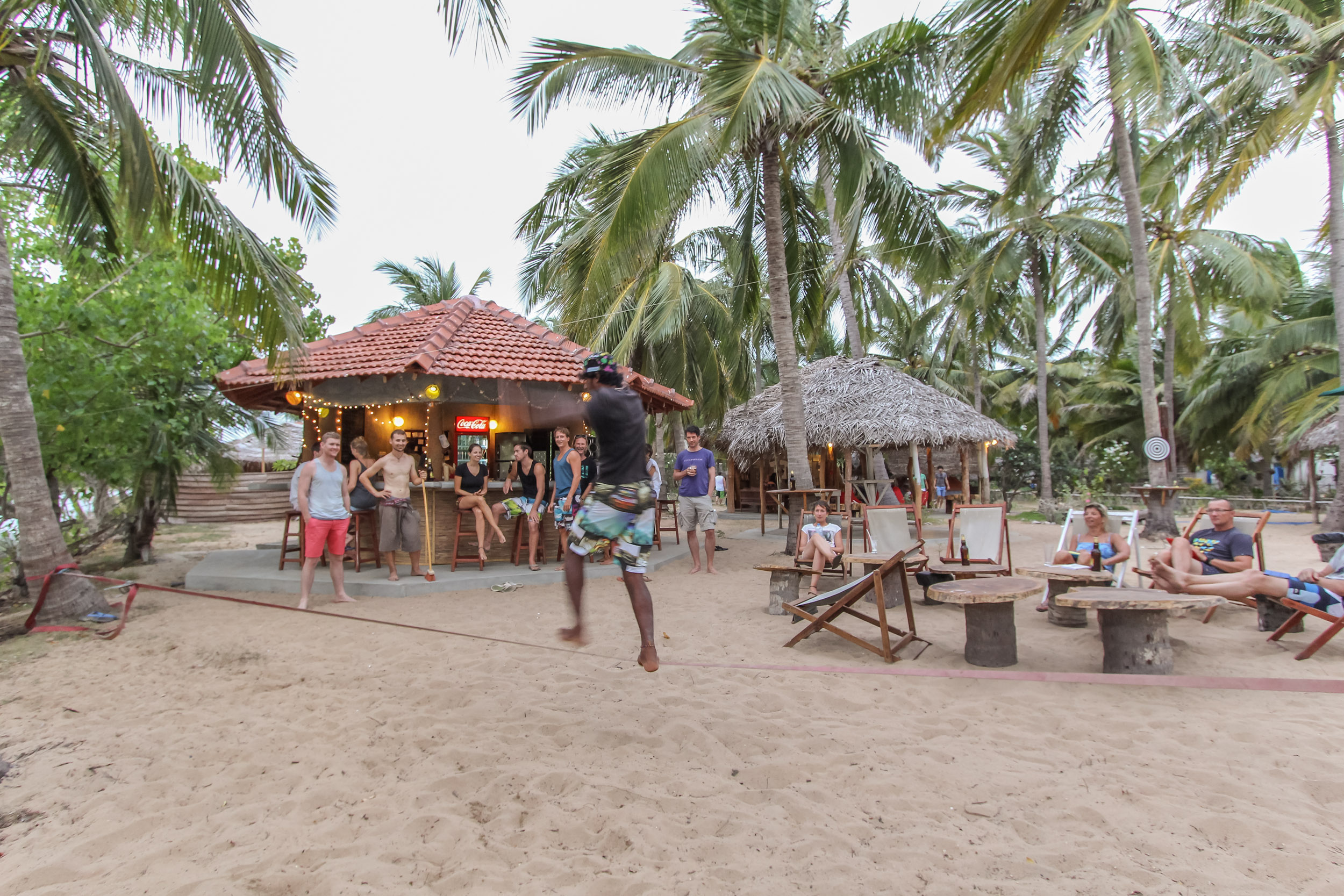 Kitesurfing Lanka - Bar