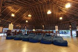 Kitesurfing Lanka - Restau et repos