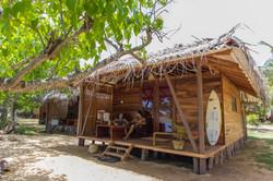 Kitesurfing Lanka - Bungalow Lagoon