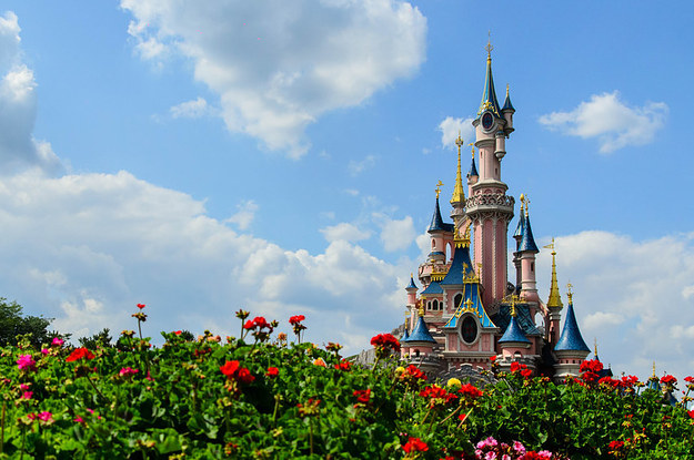Paris Disneyland, FRANCE