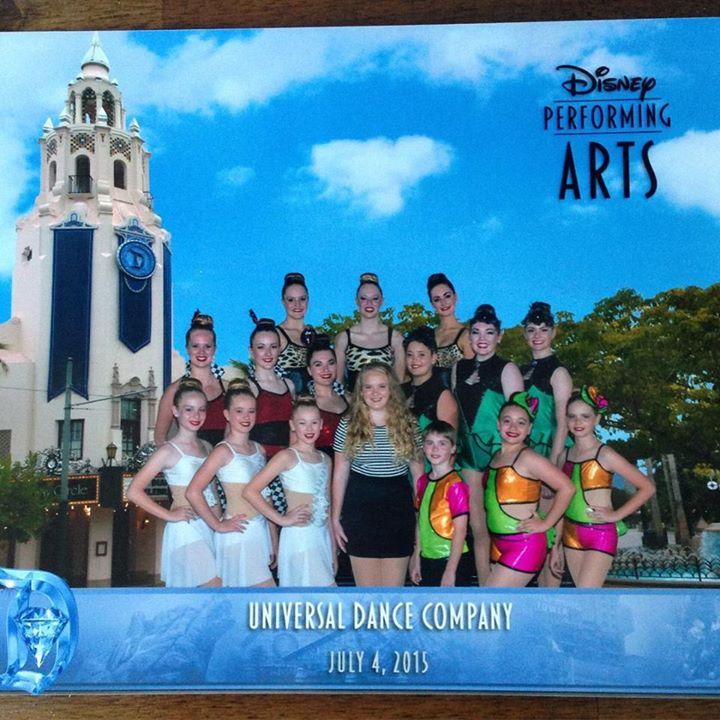 Universal Dance Company