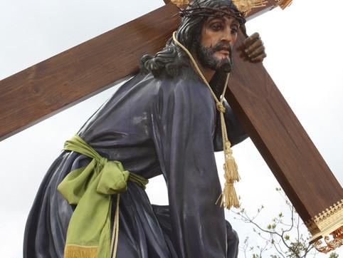 14 de septiembre: Día de  Nuestro Padre Jesús del Perdón Patrón de Manzanares