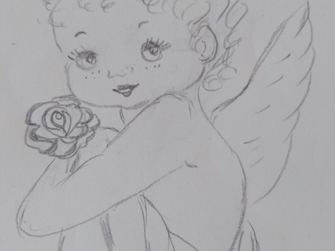 EL ANGELITO DE LA FUENTE