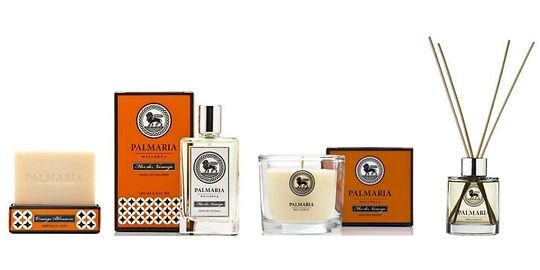 Palmaria Mallorca Parfumerie Duftkunsthandlung Keulen