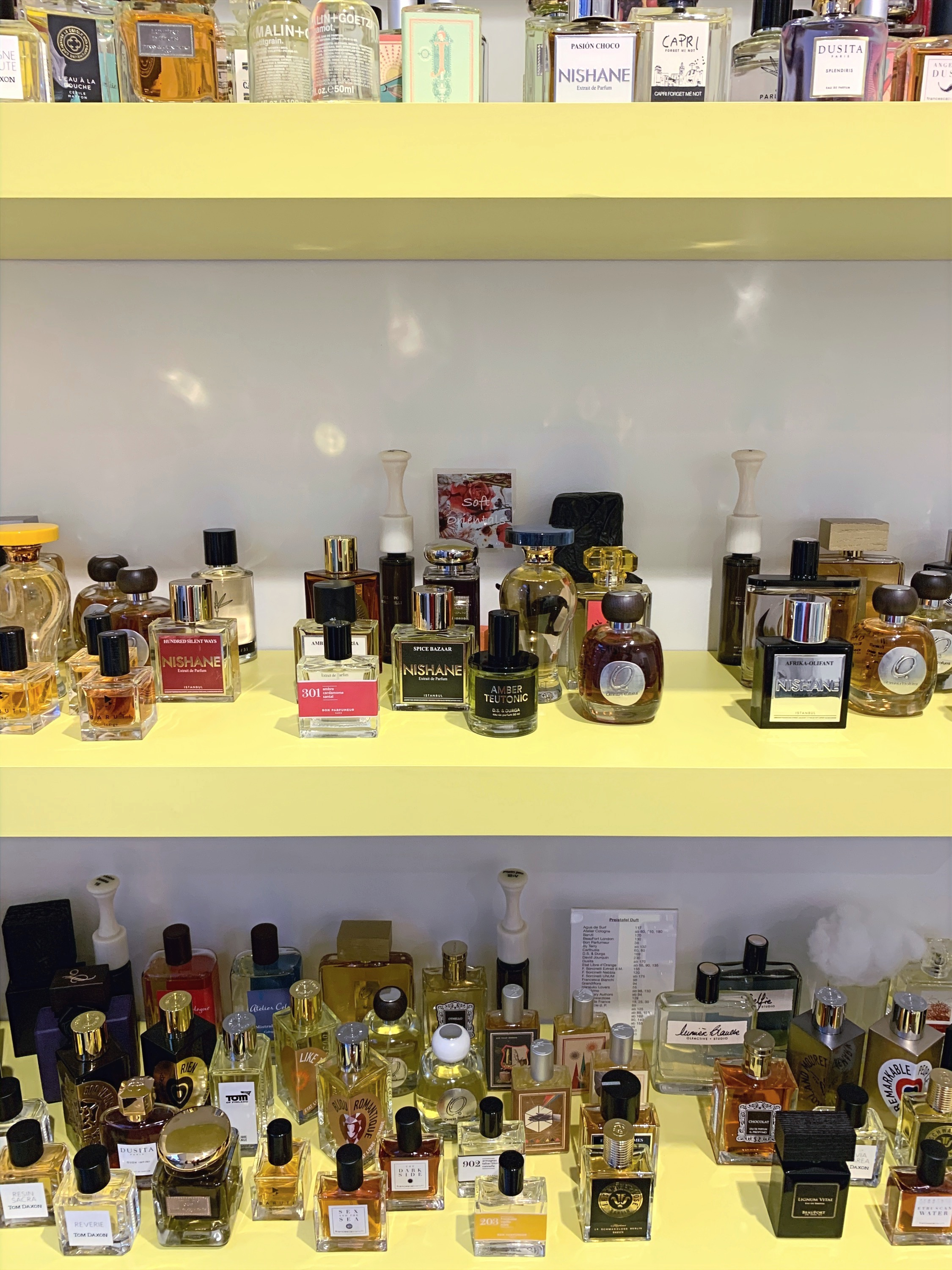 Perfumery Duftkunsthandlung Cologne