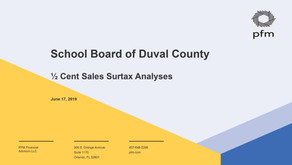 Financial Implications: How a 1/2 Penny Adds Up to Great Schools for Duval