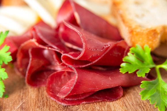 Sliced Bresoala 100g Portion