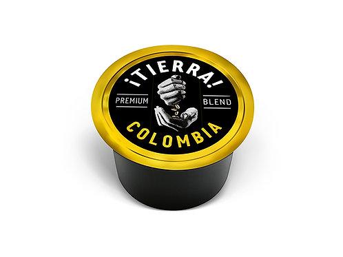 Tierra Colombia Blue Capsule #263